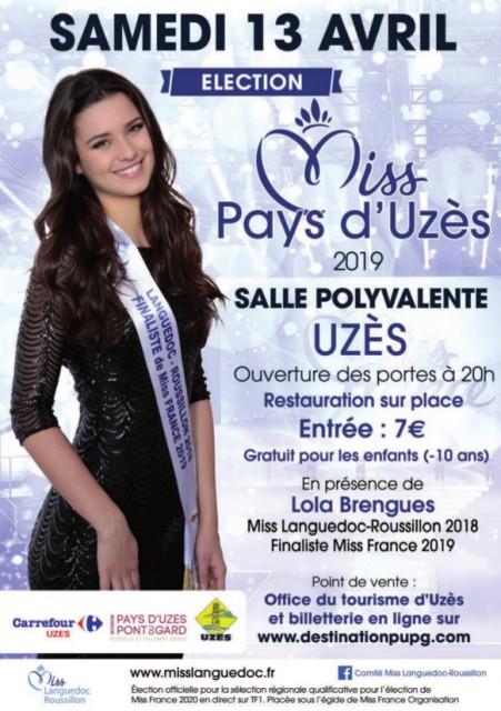Miss Pays d'Uzès
