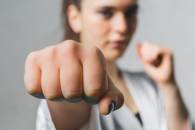 Self-défense au féminin - initiation