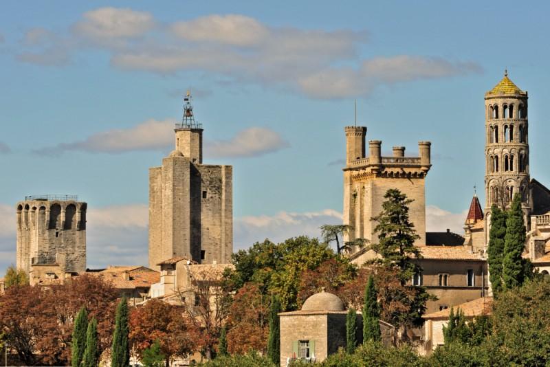 Uzès, ville d'art et d'histoire