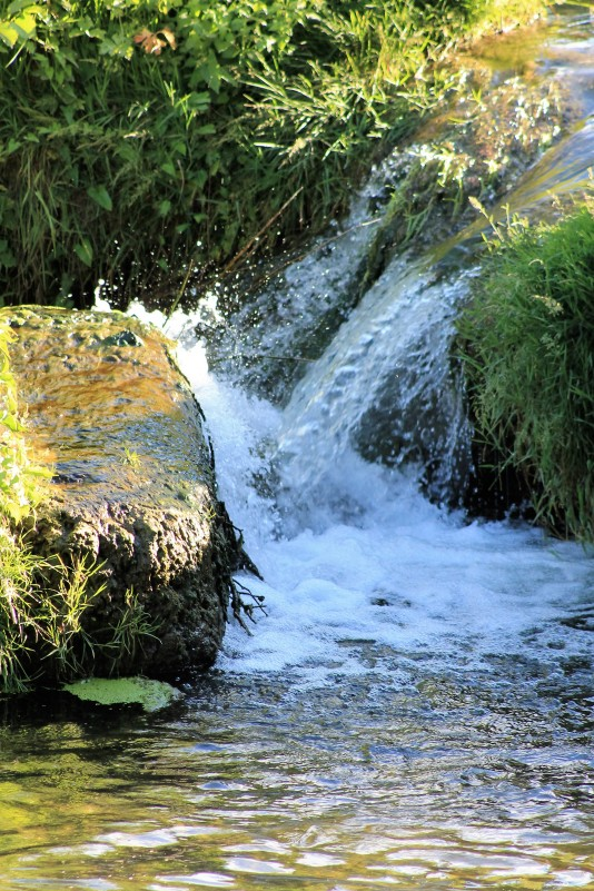 Visite guidée de la vallée de l'Eure à Uzès