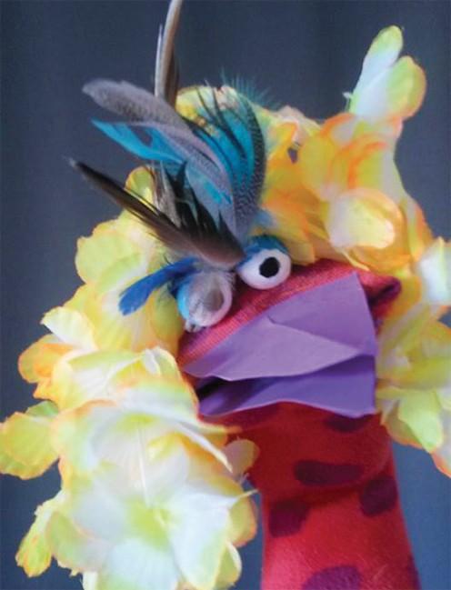 Atelier de création de marionnettes