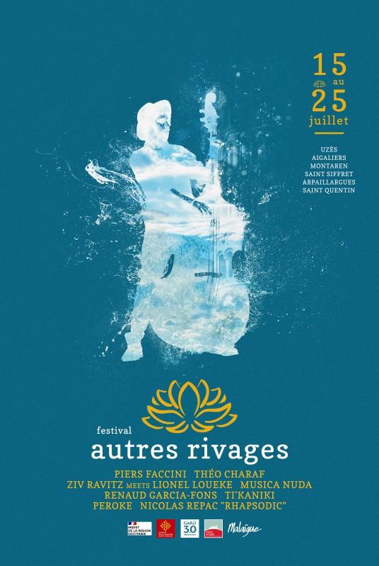 Affiche Festival Autres Rivages
